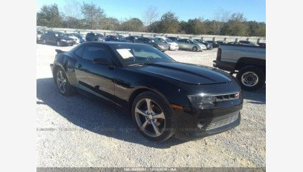 2014 Chevrolet Camaro LT Coupe for sale 101266758