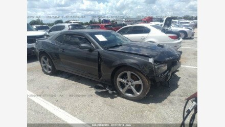 2014 Chevrolet Camaro LT Coupe for sale 101266825