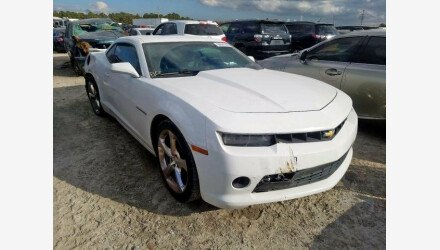 2014 Chevrolet Camaro LT Coupe for sale 101269262