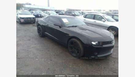 2014 Chevrolet Camaro LS Coupe for sale 101269411
