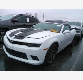 2014 Chevrolet Camaro SS Convertible for sale 101269909