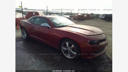 2014 Chevrolet Camaro LT Coupe for sale 101280249