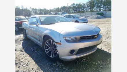 2014 Chevrolet Camaro LT Coupe for sale 101283311