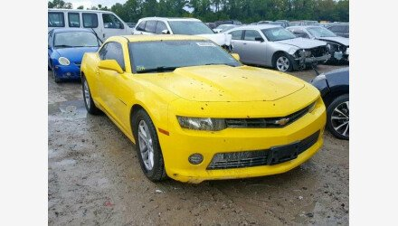 2014 Chevrolet Camaro LS Coupe for sale 101283441