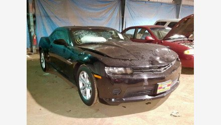 2014 Chevrolet Camaro LS Coupe for sale 101284747