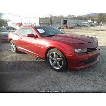 2014 Chevrolet Camaro LT Coupe for sale 101285542