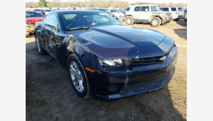 2014 Chevrolet Camaro LS Coupe for sale 101287099