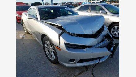 2014 Chevrolet Camaro LS Coupe for sale 101287889
