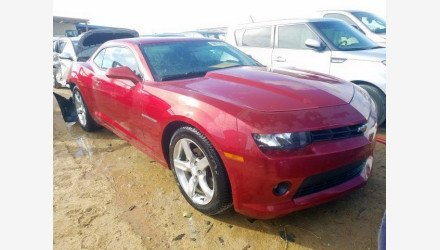 2014 Chevrolet Camaro LT Coupe for sale 101288494