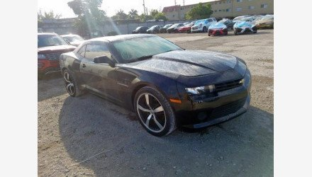 2014 Chevrolet Camaro LS Coupe for sale 101289021