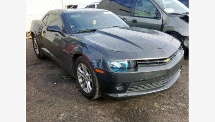 2014 Chevrolet Camaro LS Coupe for sale 101290160