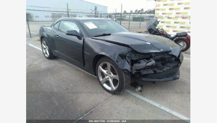 2014 Chevrolet Camaro LT Coupe for sale 101290272