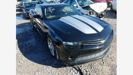 2014 Chevrolet Camaro LT Coupe for sale 101291080