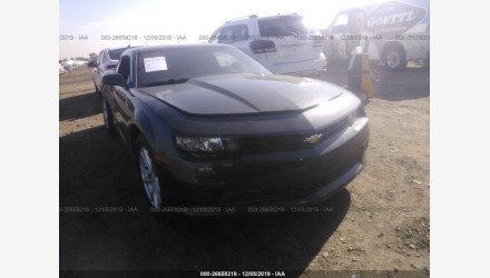 2014 Chevrolet Camaro LS Coupe for sale 101291872
