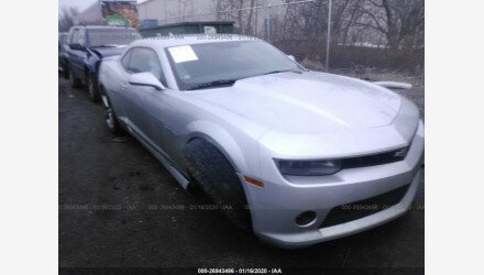 2014 Chevrolet Camaro LT Coupe for sale 101296175