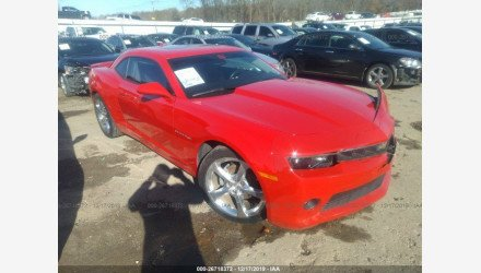 2014 Chevrolet Camaro LT Coupe for sale 101296835