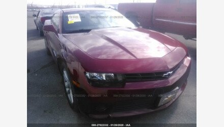 2014 Chevrolet Camaro LS Coupe for sale 101297485