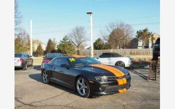 2014 Chevrolet Camaro LT Coupe for sale 101300070