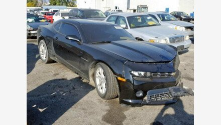 2014 Chevrolet Camaro LS Coupe for sale 101305431