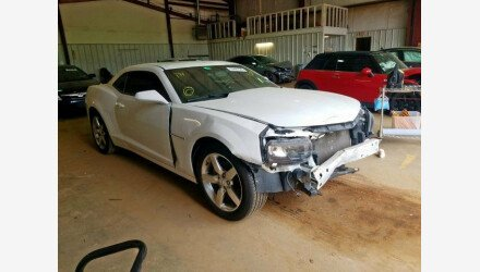 2014 Chevrolet Camaro LT Coupe for sale 101306681