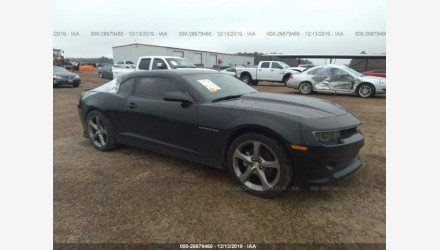 2014 Chevrolet Camaro LT Coupe for sale 101308651