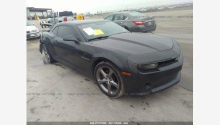2014 Chevrolet Camaro LT Coupe for sale 101309001