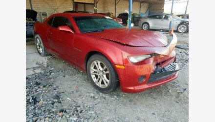 2014 Chevrolet Camaro LS Coupe for sale 101309671
