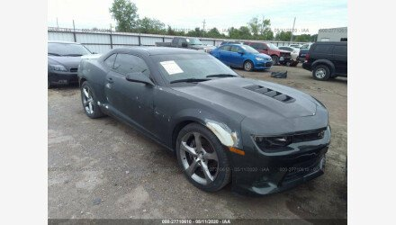 2014 Chevrolet Camaro SS Coupe for sale 101326014