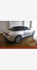 2014 Chevrolet Camaro LT Convertible for sale 101326257
