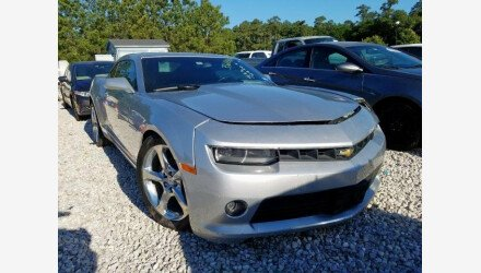 2014 Chevrolet Camaro LT Coupe for sale 101329676