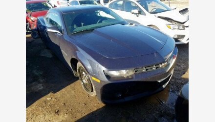 2014 Chevrolet Camaro LS Coupe for sale 101330847