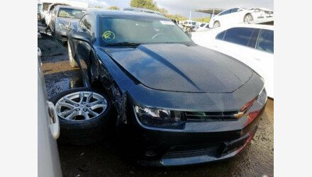 2014 Chevrolet Camaro LS Coupe for sale 101331706