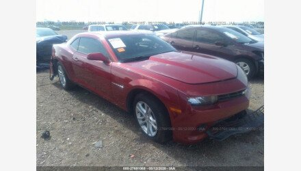2014 Chevrolet Camaro LT Coupe for sale 101337636
