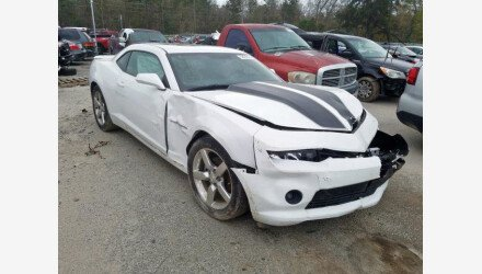 2014 Chevrolet Camaro LT Coupe for sale 101344061
