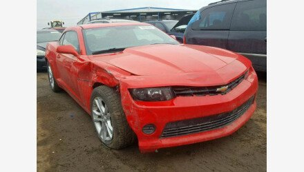 2014 Chevrolet Camaro LS Coupe for sale 101344575