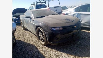 2014 Chevrolet Camaro LS Coupe for sale 101345531