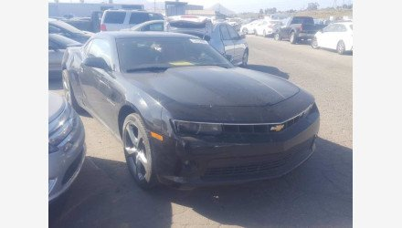2014 Chevrolet Camaro LT Coupe for sale 101345618