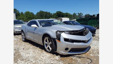 2014 Chevrolet Camaro LT Coupe for sale 101348275