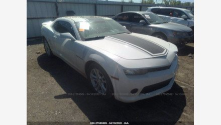 2014 Chevrolet Camaro LS Coupe for sale 101351169
