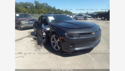 2014 Chevrolet Camaro LT Coupe for sale 101351256