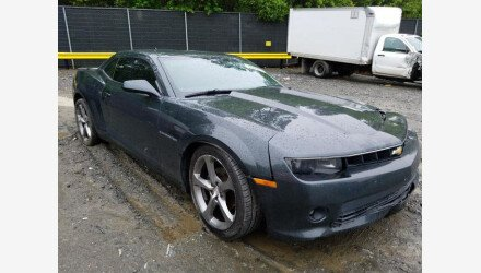 2014 Chevrolet Camaro LT Coupe for sale 101355976