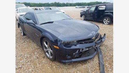 2014 Chevrolet Camaro LT Coupe for sale 101357848