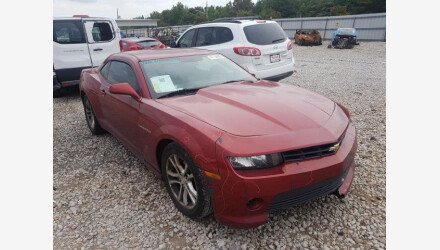 2014 Chevrolet Camaro LS Coupe for sale 101358629