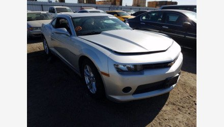 2014 Chevrolet Camaro LS Coupe for sale 101359687