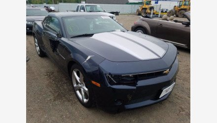 2014 Chevrolet Camaro LT Coupe for sale 101359738