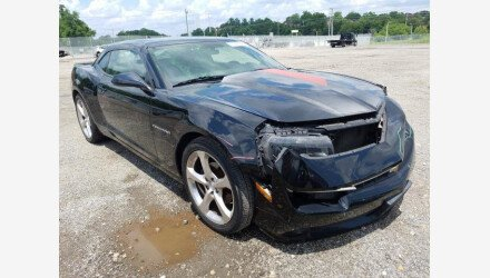 2014 Chevrolet Camaro LT Coupe for sale 101360783