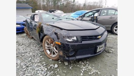 2014 Chevrolet Camaro LS Coupe for sale 101361214