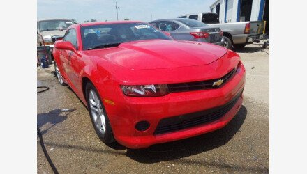 2014 Chevrolet Camaro LS Coupe for sale 101361239