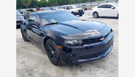 2014 Chevrolet Camaro LT Coupe for sale 101361269