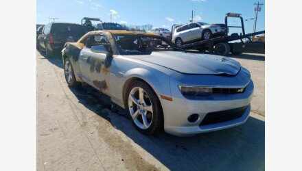 2014 Chevrolet Camaro LT Coupe for sale 101361640